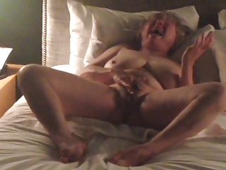 MarieRocks best ever masturbation video end in slow motion
