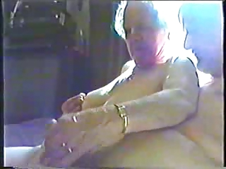 Fucking a very old lady. Amateur older