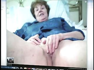 Hottest Granny Masturbation Special Appearnce