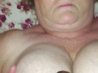 BBC TITTYFUCKING BUSTY MATURE PT3 with cumshot