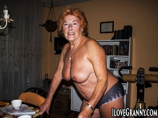 ILoveGrannY Amateur Homemade Pictures Compilation
