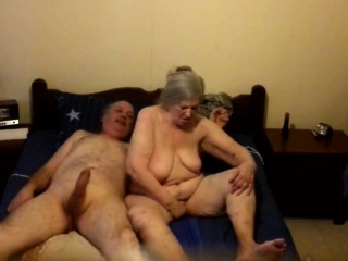 My 74 old granny BELGIUM Hidden cam