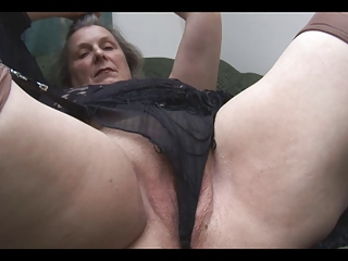 Tess the beautiful granny scene 2