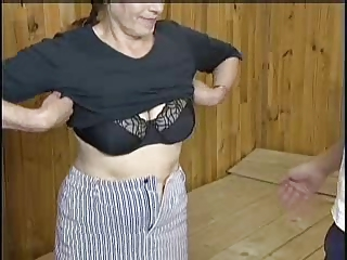 German Granny Fucked 2