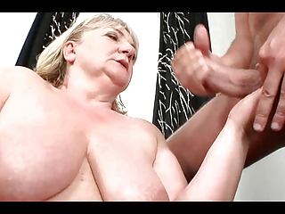 Hot And Hairy Fat Grannies Cum Shot Collection