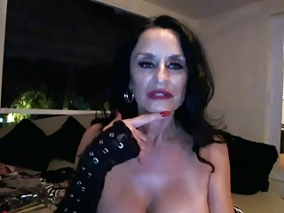 amateur granny cam sex toy